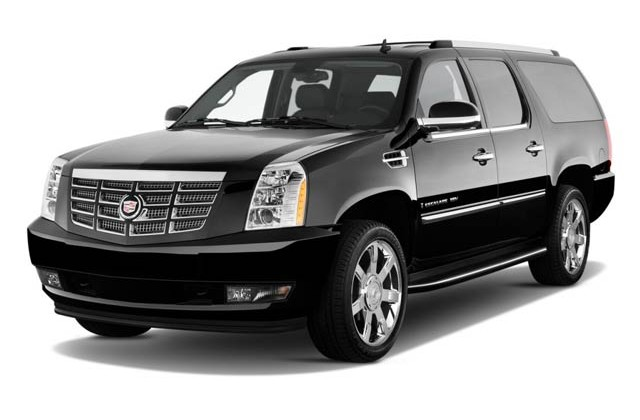 black-escalade
